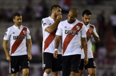 River no pudo con un duro Independiente Santa Fe.