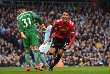 El equipo de Mourinho impide que el City sea campeón matemáticamente de la Premier League.