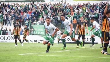 Sarmiento venció a Mitre y quedó segundo en las posiciones.