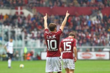 Torino se impuso ante Inter por 1 a 0 con un gol de Adem Ljajic.