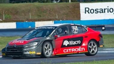 Chapur se impuso en el autódromo de Rosario.