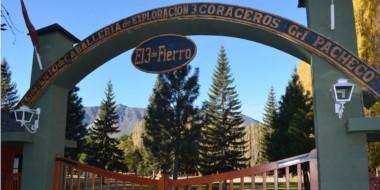 Presunto caso de acoso secual en la sede del Regimiento de Caballería de Exploraciòn 3 de Esquel.