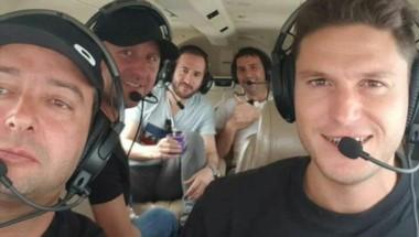 Tragedia aérea en La Pampa: las víctimas son 5 amigos que habían ido a pasar el fin de semana a Mendoza.