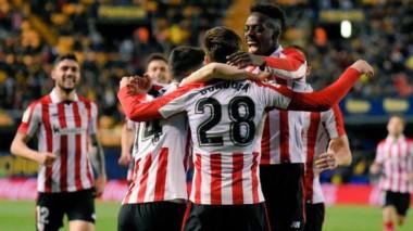 El Athletic hizo el mejor partido de la temporada, en el Estadio de la Cerámica.