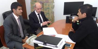 Requerimiento. Los referentes del MPF solicitaron a la fuerza de seguridad un informe exhaustivo del tema.