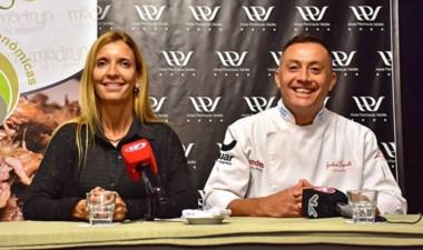 Mariela Blanco y Gustavo Rapretti dieron detalles de las actividades.