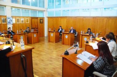 Debate. El parlamento valletano trata un tema sensible para los bolsillos de quienes usan la tarjeta Sube.
