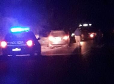 El accidente ocurrió en una zona con poca iluminación