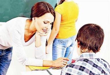 Cuando la chica se recibió de maestra fue a dar clases de apoyo en la casa del menor, donde surgió la relación. (Archivo)