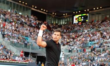 El austríaco Dominic Thiem intentará ganar su 10mo título y 1er Masters 1.000.