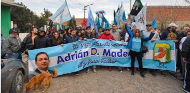 Encabezado por el intendente Maderna, Chubut Primero dejó inauguradas este sábado dos unidades básicas en el populoso barrio Oeste.