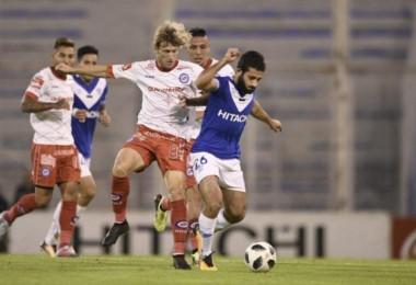 El equipo de Berti se clasificará a la Copa Sudamericana si Colón no vence a Racing.