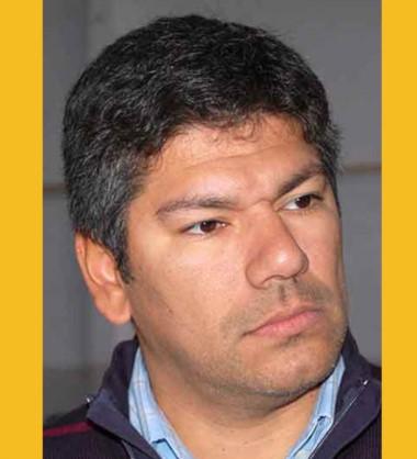 Aguilar, abogado de estibadores.