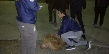 Efectivos policiales de Chubut llevaron a cabo los dos procedimientos con la detención de dos personas.