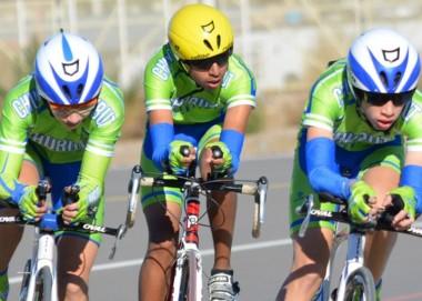 El ciclismo no tuvo el mejor debut en pista. Hoy corren en la ruta.