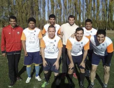 El fútbol masculino disputó la tercera fecha el pasado fin de semana.
