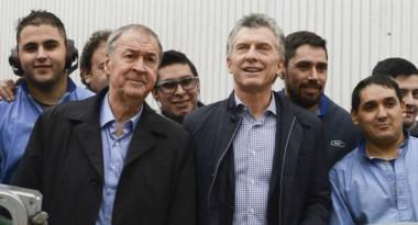 """""""Hay que decirle la verdad a la gente y bajar los gastos de la política"""", dijo Mauricio Macri."""