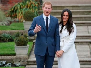 Meghan Markle junto al Príncipe Harry. Trabajo en la Embajada de EE.UU. en Buenos Aires.