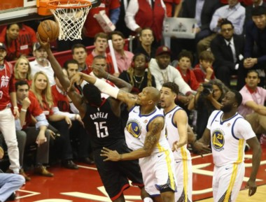 Los Houston Rockets devuelven el golpe e igualan la serie ante Golden State Warriors.
