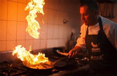 Madryn al Plato es organizado por la Secretaría de Turismo municipal y el cocinero Gustavo Rapretti.