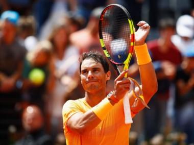 Nadal pasó a su final 114, la 10ma. en Roma, y superó a Federer con 2 marcas récord en los Masters 1.000, de 48 definiciones y 356 triunfos.