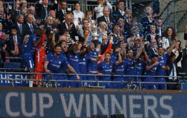 Chelsea ha ganado 7 de las últimas nueve finales de FA Cup que ha disputado (sólo perdió contra el Arsenal en 2002 y en 2017).