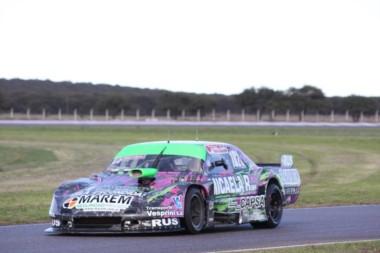El piloto de Rawson se quedó con la segunda serie del TC Mouras en el autódromo de Toay.