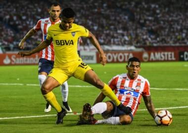 Boca no depende de si mismo: debe ganar y que Junior empate o pierda con Palmeiras en Brasil.