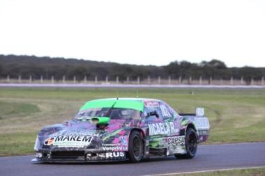 Mario Valle demostró porque es el último ganador en Toay. A pesar de los kilos de lastre que se sumaron a la Dodge del UR Racing logró ser segundo.