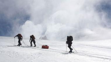 Se culminó el relevamiento de glaciares (foto gentileza IANIGLA)