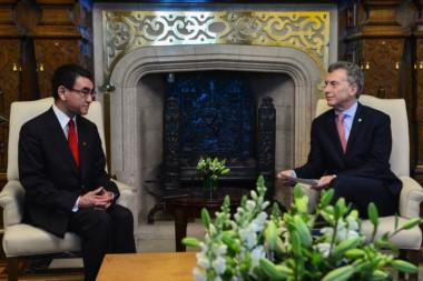 Macri mantendrá reuniones con empresarios petroleros y el Canciller de Japón.