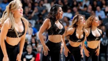 Spurs, primera franquicia de NBA en desmantelar equipo de porristas
