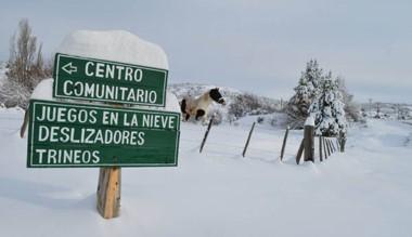 El parque de nieve de Sierra Colorada, uno de los atractivos.