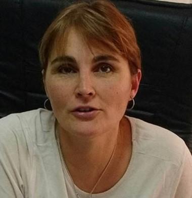 Andrea Vázquez. Fiscal del caso.