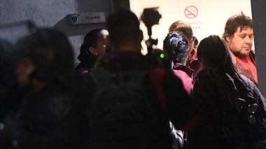 Liberaron a Nestor Segovia y a todos los trabajadores del subte detenidos por la Policia de la Ciudad.