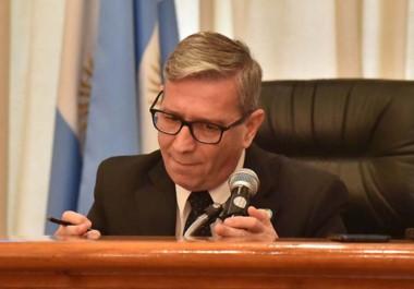 No prejuzgó. Piñeda afirmó su imparcialidad y sus argumentos fueron avalados por otros dos jueces que lo confirmaron en la función.