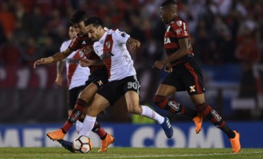 River empató con Flamengo, terminó primero y Armani se va al Mundial.