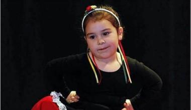 Luana Padilla Callejas, de 4 años, dejó este mundo en la jornada de ayer.