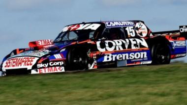 """El """"Misil"""" Rossi se quedó con la pole provisoria en Concordia."""