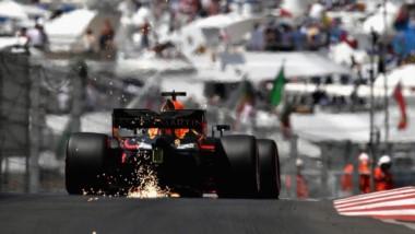 Una vuelta prácticamente perfecta para Ricciardo. Sin errores, sacando el jugo a cada curva.