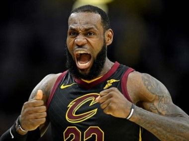 LeBron James sigue destrozando las estadísticas de la NBA en Playoffs. No deja tranquilo ni a Michael Jordan.