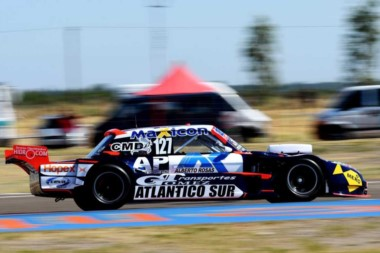 Agrelo, líder del campeonato del TC Pista, mañana intentará cerrar un buen fin de semana con un podio.
