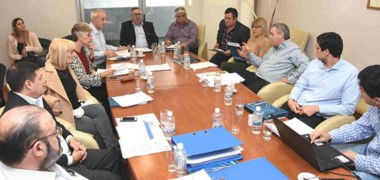 Los legisladores se reunieron con técnicos de Petrominera, el Ministerio de Hidrocarburos, Capex y Pampa del Castillo-La Guitarra.