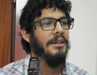 Matías González, de la subsecretaría de Desarrollo Humano.
