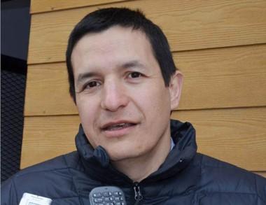 El delegado de Esquel de Lotería habló de todos los temas.
