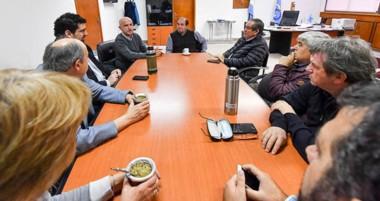 Días atrás las cámaras empresariales se reunieron con el ministro de Economía por el pago a proveedores.