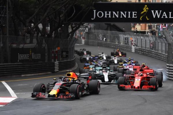 Ricciardo no falla: victoria en Mónaco con un problema de potencia.