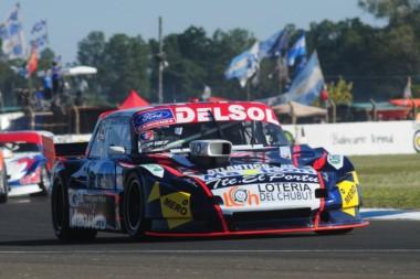 Agrelo fue noveno en la primera clasificación del TC Pista.