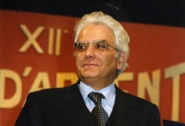 Sergio Mattarella, el presidente italiano.