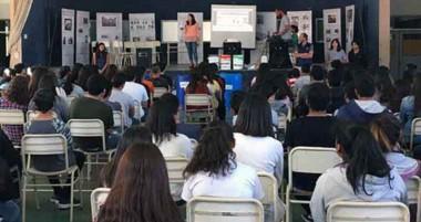 El programa apunta a que estudiantes secundarios elijan qué actividades les interesa realizar.